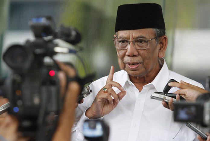 KH Hasyim Muzadi disebut turut terlibat dalam Perdamaian Aceh