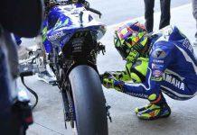 Rossi belum puas dengan Yamaha