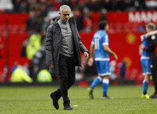 MU gagal menang, Mourinho justru puji wasit