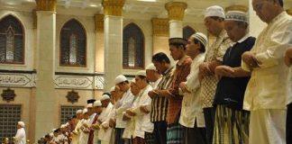 Kapolres Lhokseumawe instruksikan jajarannya shalat berjamaah