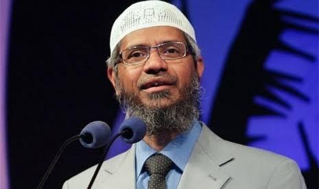 Minggu, Zakir Naik berdakwah di UPI Bandung