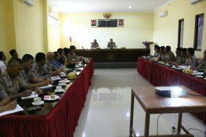Irwasda Polda Aceh motivasi Perwira Polres Langsa