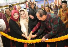 Pameran JKPI, Bupati Gianyar: Saya sangat ingat ciri khas kopi Aceh