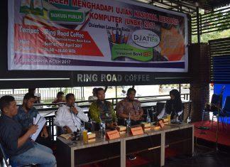 Seringnya pemadaman listrik, UN di Aceh terganggu