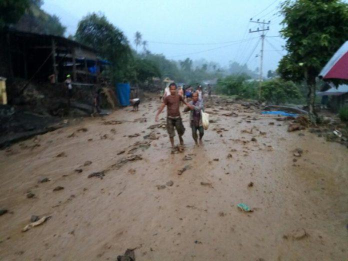Pengungsi akibat banjir bandang di Agara mencapai 2.476 jiwa