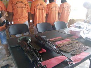 Polres Pidie tangkap pelaku penembakan posko Abusyik