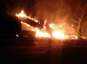 Akibat narkoba, pemuda Pidie bakar rumah sendiri