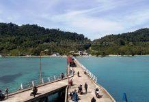 Nelayan sebut pelabuhan Pulo Aceh rusak kawasan konservasi