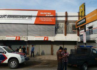 OTK lempar granat ke toko ban di Lhokseumawe