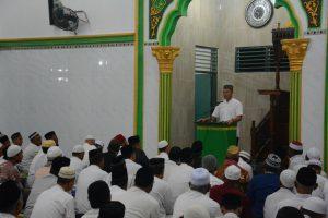 Kegiatan SMS,Umat Islam harus berpegang teguh dengan tali Allah SWT