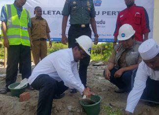 PKPU Human Initiative bangun sekolah SD Negeri 3 Meureudu