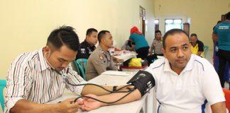 Bid Dokkes Polda Aceh sambangi Polres Langsa