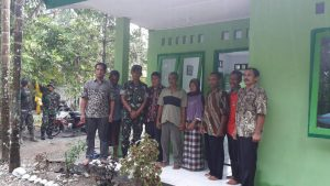 Rumah layak huni untuk guru ngaji di Air Pinang siap ditempati