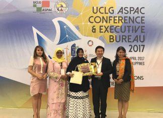 Walikota Banda Aceh dinobatkan sebagai Champion Of Women Leadership