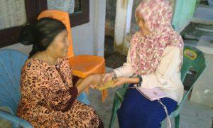 Pemuda Pulau Banyak Beri Bantuan Bagi Korban Kebakaran di Singkil