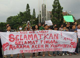 Kasus Asrama Ponco di Yogyakarta, Mahasiswa Aceh dinyatakan menang
