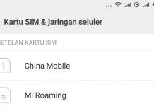 Xiaomi hadirkan kartu SIM virtual 'Mi Roaming' di Indonesia
