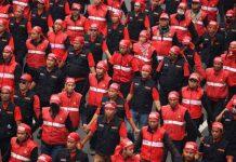 May Day, 500 ribu buruh bakal 'serbu' Istana