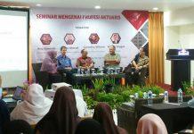FMIPA Unsyiah gaet OJK sosialisasikan aktuaris