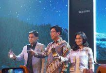 Setelah di AS, Samsung Galaxy S8 resmi meluncur di Indonesia