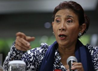 Hina Menteri Susi, Ketua Umum Front Nelayan Indonesia ditetapkan tersangka