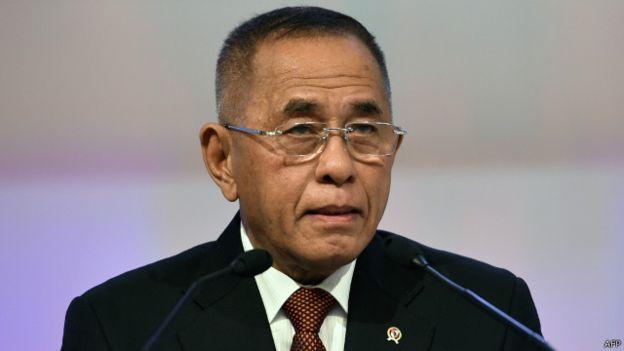 Menhan sebut Duterte izinkan RI ikut gempur ISIS di Filipina Selatan