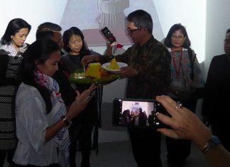Karya Seniman Indonesia Unjuk Gigi di Pameran Seni