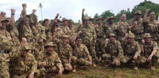 23 gubernur se-Indonesia digembleng ala militer di Natuna