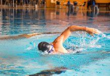 Olahraga renang paling cocok untuk penderita Asma