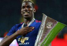 Bawa MU juara Liga Europa, Paul Pogba Ibadah Umroh
