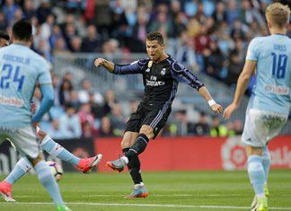 Bawa Madrid puncaki klasemen, Ronaldo cetak rekor