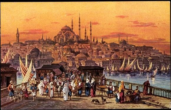Hasil carian imej untuk Konstantinopel