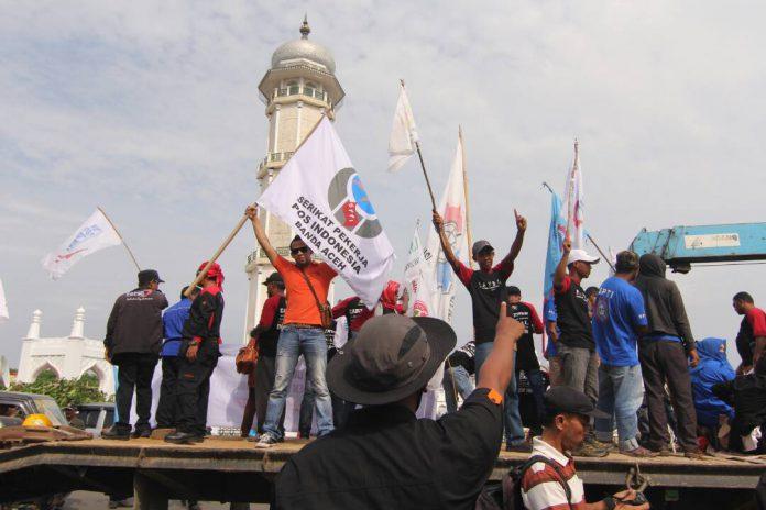 Perusahaan di Aceh tak taat UMP
