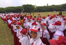 Masa depan Indonesia sangat ditentukan oleh generasi peserta didik