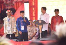 Foto: Pembukaan Penas KTNA XV di Aceh