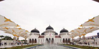 Munawar A Jalil jadi khatib Idul Fitri di Masjid Raya Baiturrahman