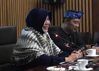 Illiza dan Ridwan Kamil teken MoU kerjasama smart city dan e-government