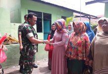 Puluhan janda di Aceh Utara dapat daging meugang