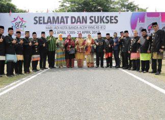 Pimpin apel terakhir HUT Banda Aceh, ini pesan Illiza