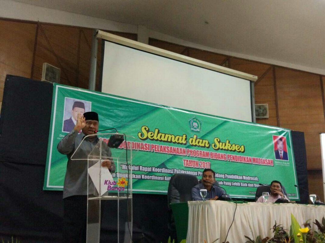 Ketua Komisi VIII DPR dukung pengembangan madrasah di Aceh
