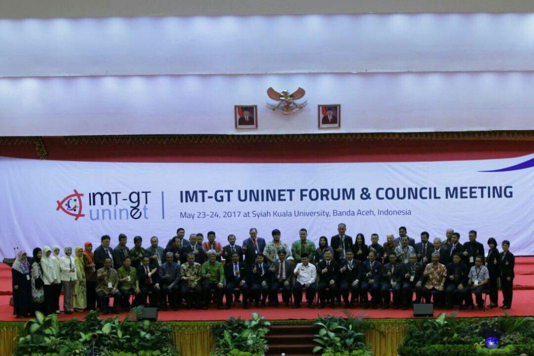 24 universitas tandatangani piagam IMT-GT UNINET