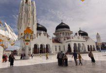 Sabtu, JK akan resmikan Masjid Raya Baiturrahman