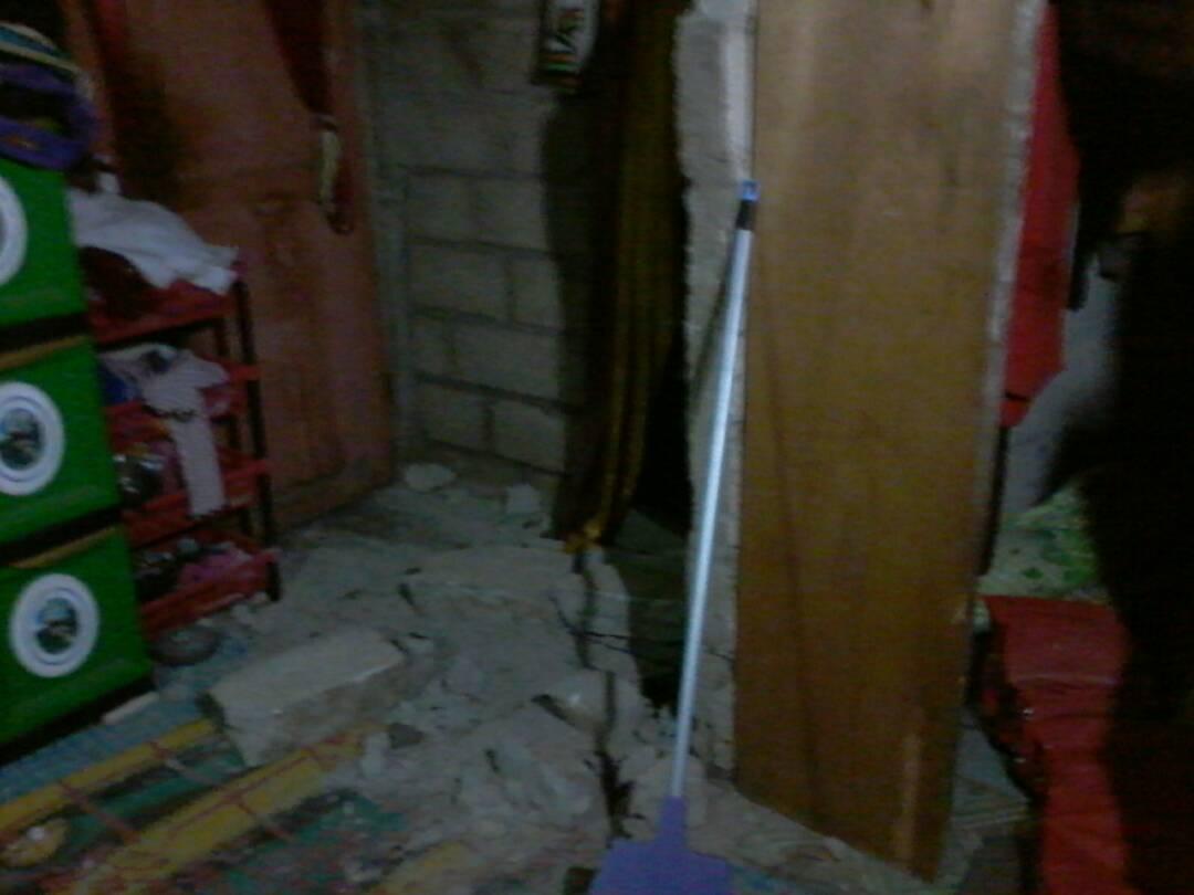 1 rumah warga di Gayo Lues rusak akibat gempa