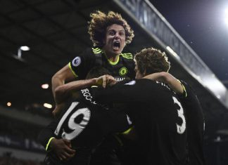 Gol Batshuayi antar Chelsea jadi juara Premier League