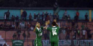 PSMS kalahkan Persiraja dengan skor 3-0 di stadion teladan