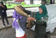 Jelang Ramadhan, Satpol PP dan WH gelar razia pakaian ketat di Taman Budaya
