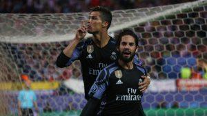 Ancaman akumulasi kartu bayangi Ronaldo, Isco, dan Vazquez