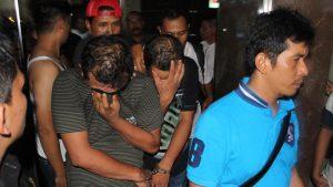 Polisi gerebek pesta Gay, 14 orang diringkus