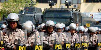 TNI dan Polri kirim pasukan untuk lebaran di perbatasan Filipina