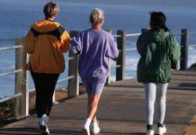 Jalan kaki setiap hari tingkatkan kesehatan otak
